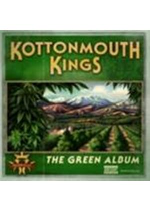 Kottonmouth Kings - Green Album, The [PA] (Music CD)