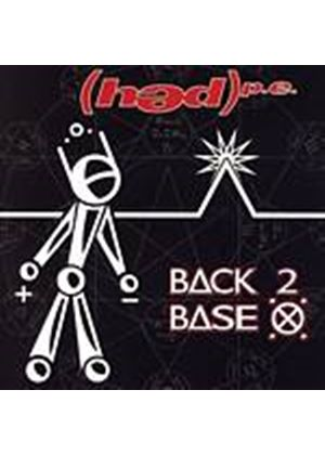 (hed) p.e. - Back 2 Base X (Music CD)