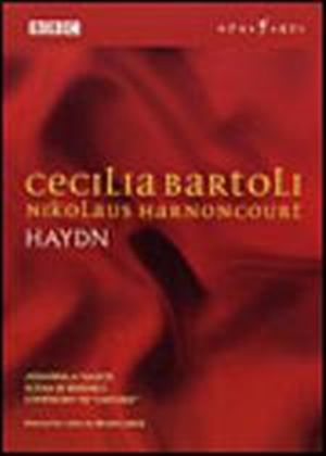 Cecilia Bartoli - Haydn (Wide Screen)