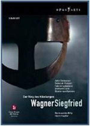 Siegfried - Wagner (Three Discs)