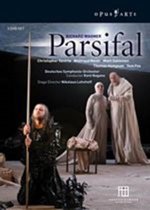 Parsifal - Wagner (Three Discs)