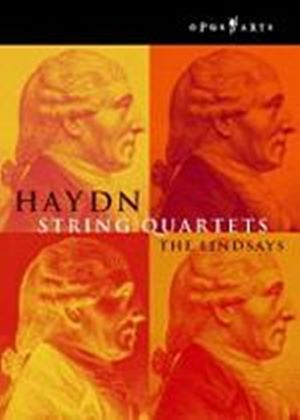 Haydn - String Quartets - The Lindsays (Wide Screen) (Two Discs)