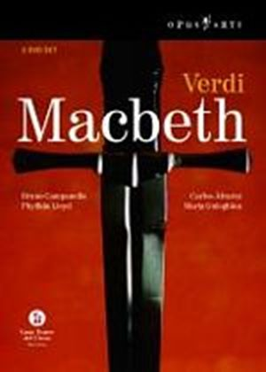 Macbeth - Verdi (Two Discs)