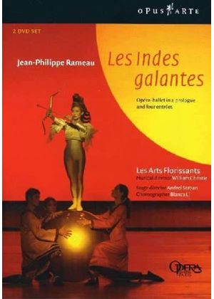 Les Indes Galantes - Rameau (Two Discs)