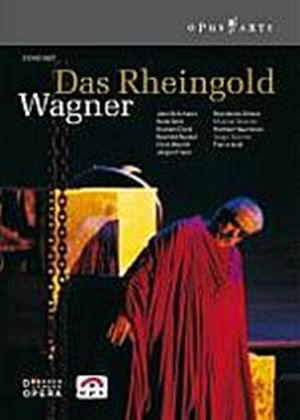 Das Rheingold - Wagner (Wide Screen) (Two Discs)
