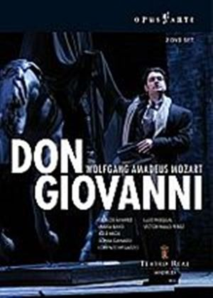 Wolfgang Amadeus Mozart - Don Giovanni (Two Discs)