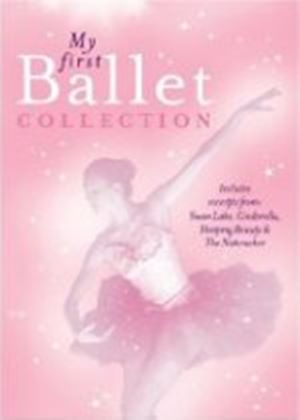 My First Ballet Collection (DVD) (2009) (NTSC)