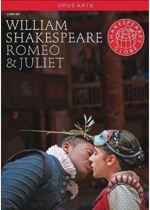 Shakespeare: Romeo and Juliet (DVD)