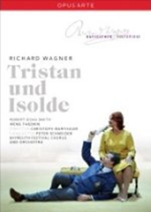 Wagner: Tristan Und Isolde (Recorded Live At The Bayreuth Festival 2009) (DVD) (NTSC)