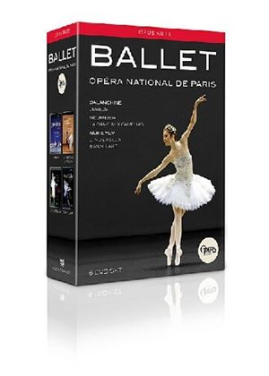 Ballet Opera National Paris (Music CD)