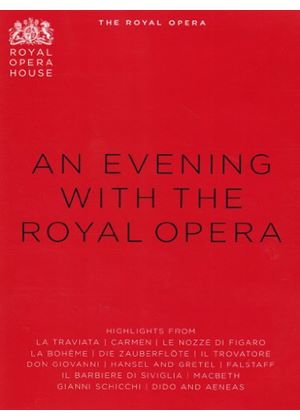 Evening at the Royal Opera House (DVD)