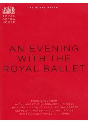 Evening with Royal Ballet (DVD)