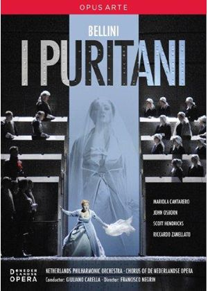 Bellini: I Puritani (Music CD)