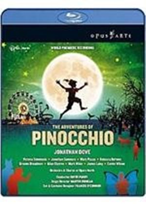 Jonathan Dove - The Adventures Of Pinocchio (Blu-Ray)