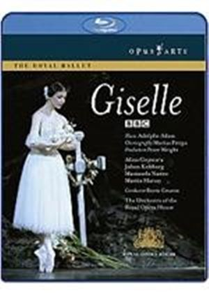Adolphe Adam - Giselle (Blu-Ray)