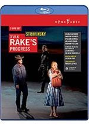 Stravinsky - The Rake's Progress (Blu-Ray)