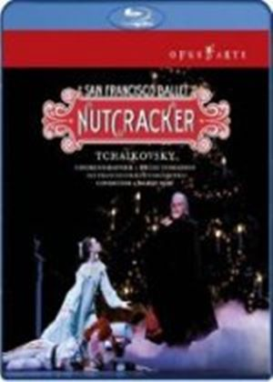 Tchaikovsky: Nutcracker (recorded live at the war memorial house san fran. 2007) (Blu-ray) (2008)
