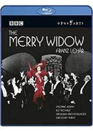 Kenny / Kirschlager / Kunzel - Lehar - The Merry Widow (Blu-Ray)