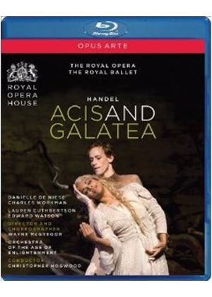 Royal Opera - Handel - Acis - Galatea (Blu-Ray)