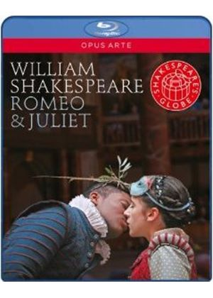 Shakespeare: Romeo and Juliet (Blu-ray)