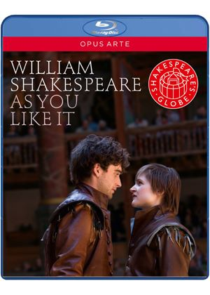 Shakespeare: As You Like It (Blu-Ray)