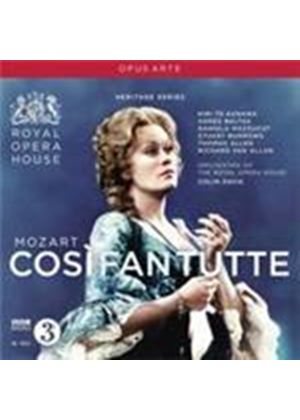 Mozart: Cosi fan tutte (Music CD)