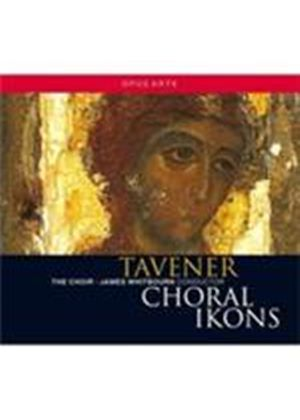 Tavener: Choral Ikons (Music CD)