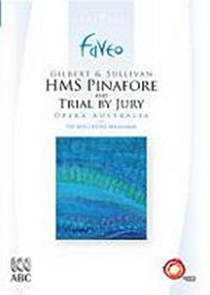 Gilbert & Sullivan - HMS Pinafore and Trial By Jury (Greene)