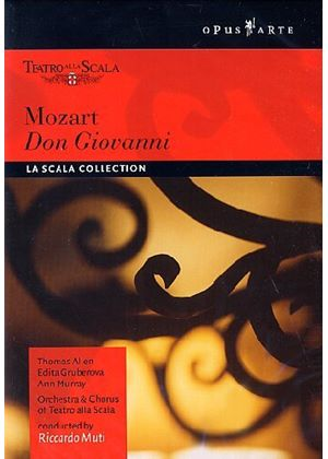 Don Giovanni - Mozart (Subtitled)