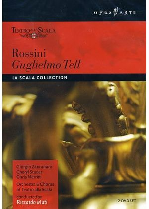 Gugielmo Tell - Rossini (Subtitled) (Two Discs)