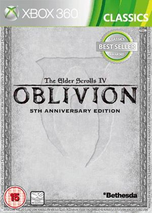 The Elder Scrolls IV: Oblivion 5th Anniversary Edition (Xbox 360)