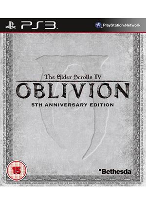 The Elder Scrolls IV: Oblivion 5th Anniversary Edition (PS3)