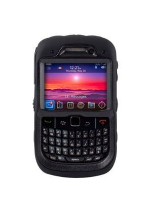 OtterBox Curve Defender Case for BlackBerry 8520 - Black (Clamshell )