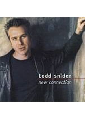 Todd Snider - New Connection (Music CD)