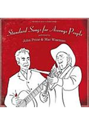 John Prine And Mac Wiseman - Standard Songs For Average People (Music CD)