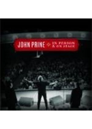 John Prine - In Person And On Stage (Music CD)