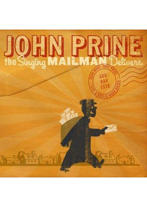 John Prine - Singing Mailman Delivers (Music CD)