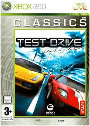 Test Drive Unlimited (Classic) (Xbox 360)