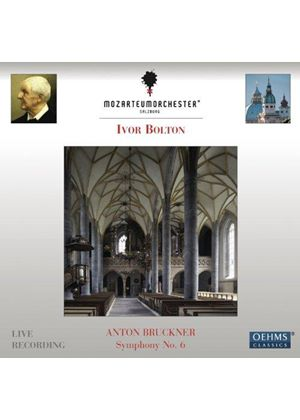 Bruckner: Symphony No. 6 (Music CD)