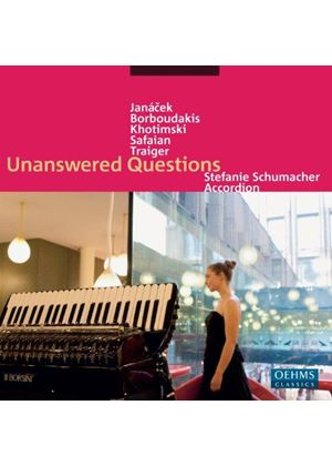 Unanswered Questions (Music CD)