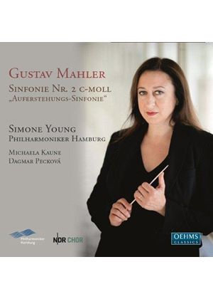 "Mahler: Symphony No. 2 ""Auferstehungs-Sinfonie"" (Music CD)"