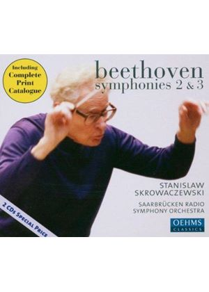 Beethoven: Symphonies Nos 2 & 3