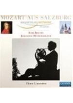 Mozart: Works for horn & Orchestra
