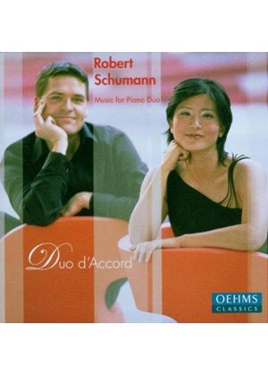 Schumann: Works for Piano Duo