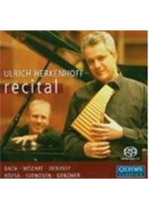 Works for Panpipes and Piano [SACD]