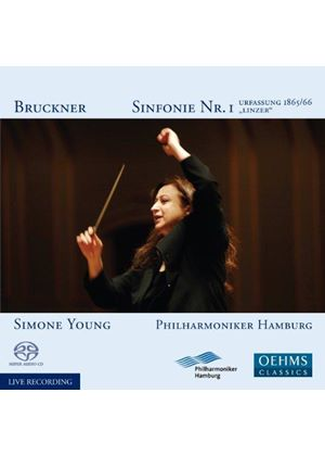 Bruckner: Sinfonie Nr. 1 (Music CD)