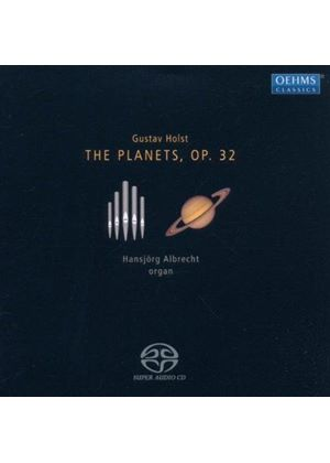 Holst: The Planets (Organ Transcriptions by Peter Sykes) [SACD] (Music CD)
