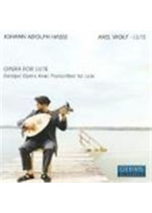 Hasse: Lute Works