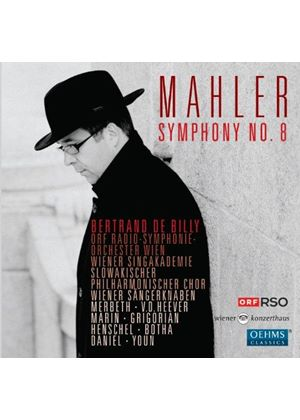 Mahler: Symphony No. 8 (Music CD)