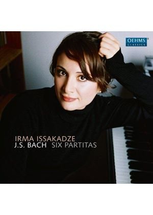 J.S. Bach: Six Partitas (Music CD)